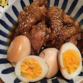 さっぱり食べやすい!手羽元の甘酢煮
