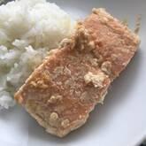 鮭のみそヨーグルト焼きの献立