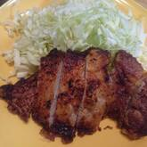 豚ロース肉の天ぷら