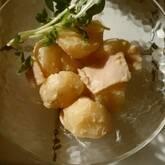 ジャガイモのマスタードサラダ