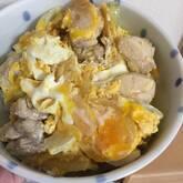 シンプル親子丼