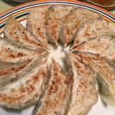白菜ギョーザ