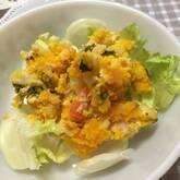 カボチャポテトサラダ