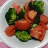 ブロッコリーのサラダ