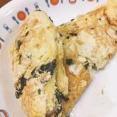 タラコ入り卵焼き