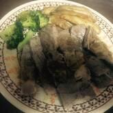 ワサビステーキ丼