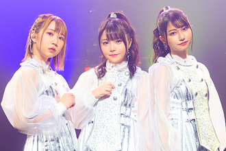 TrySail 悲願のリアルライブ内にて1年3か月ぶりとなる新曲を発表