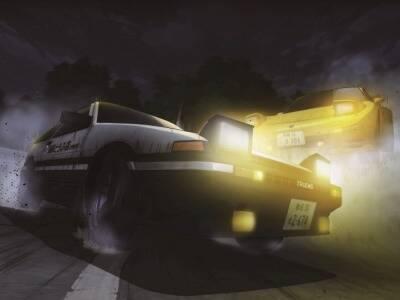 新劇場版 頭文字d 車のテーマパークmega webでイベント開催 映画公開