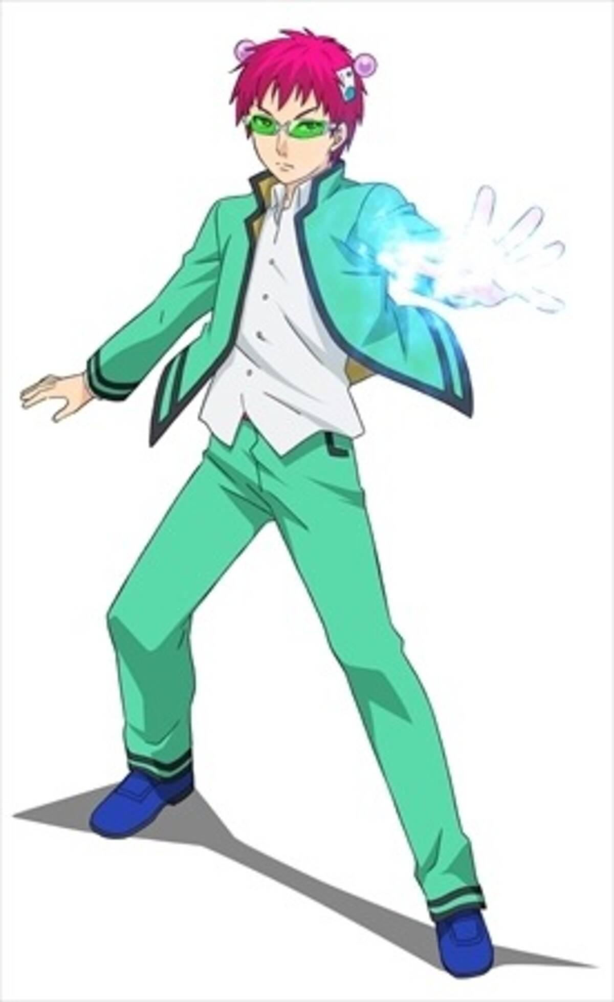 テレビアニメ 斉木楠雄のps難 7月より放送 主人公を演じるのは神谷