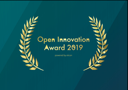 eiicon company、オープンイノベーションで活躍するイノベーターを表彰する『OPEN INNOVATION AWARD 2019』受賞社発表!
