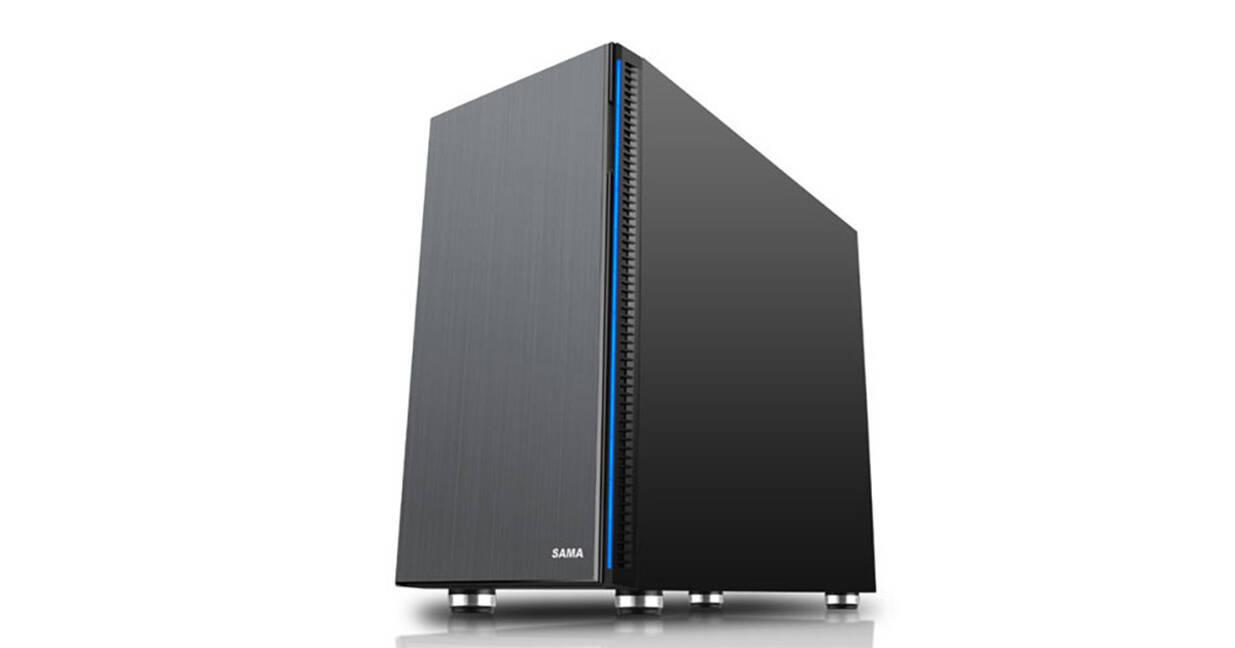4d3b133191 ストーム、静音ケースを採用したGeForce GTX 1660搭載ミドルタワーPC (2019年4月5日) - エキサイトニュース
