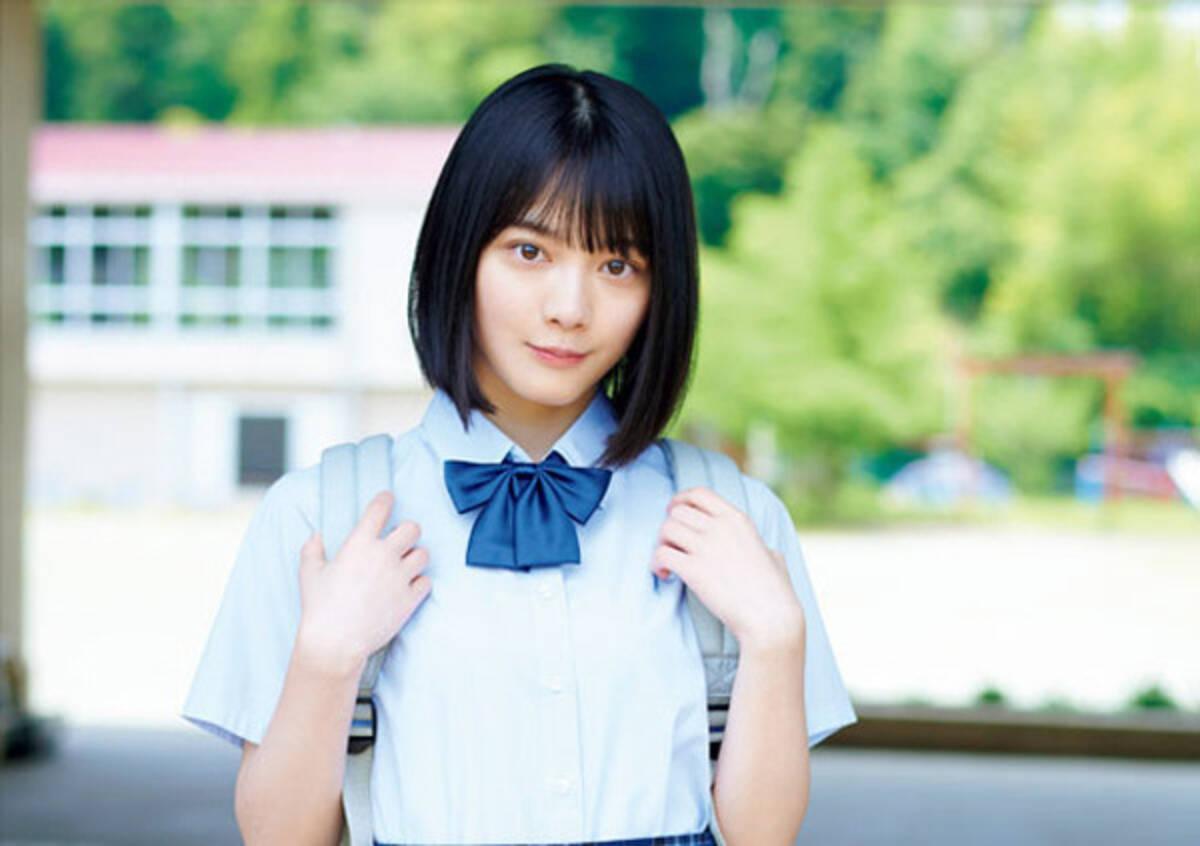 森田ひかる 制服 かわいい