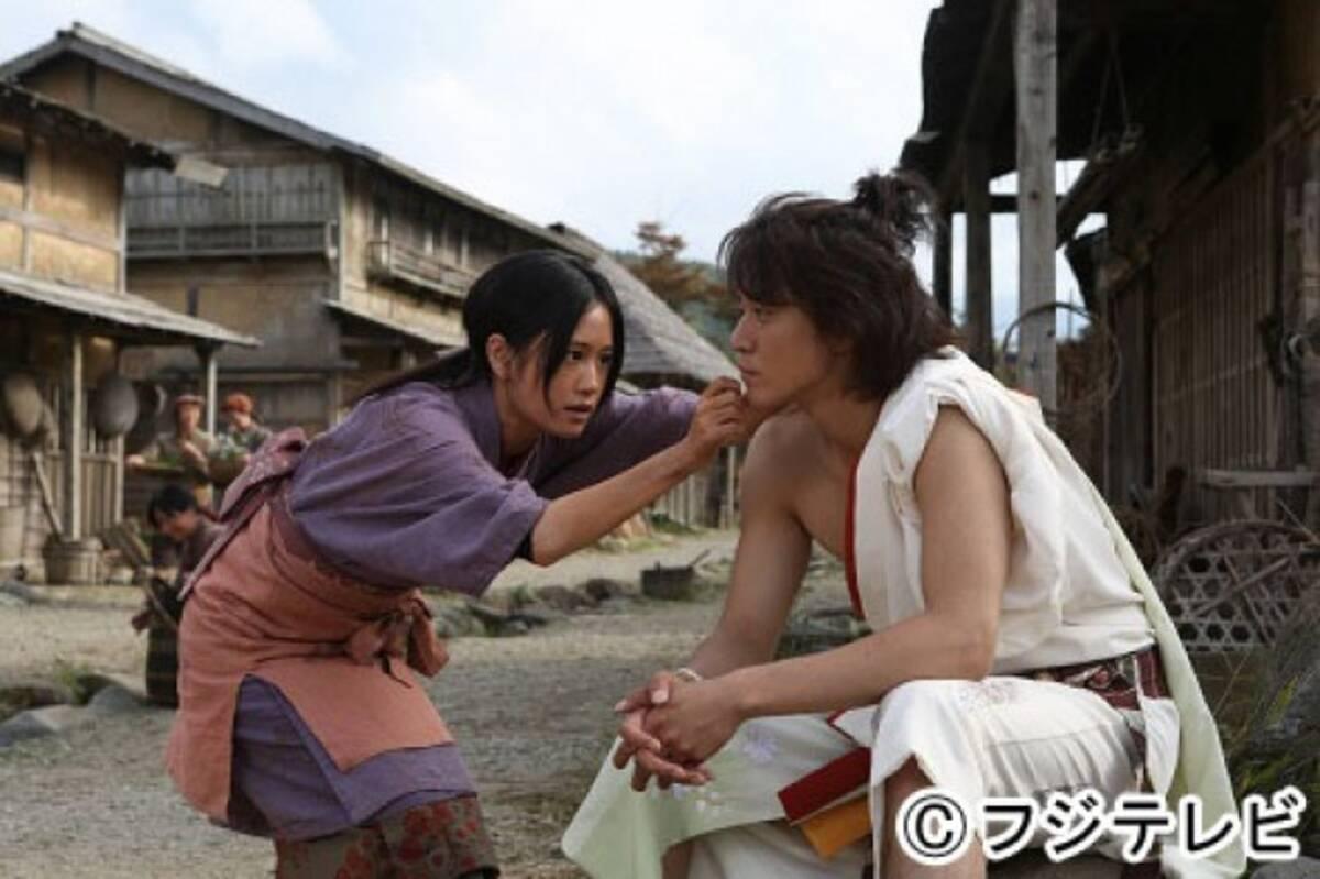 前田敦子 信長協奏曲 第3話にゲスト出演決定 サブローを看病する村娘に 14年10月17日 エキサイトニュース
