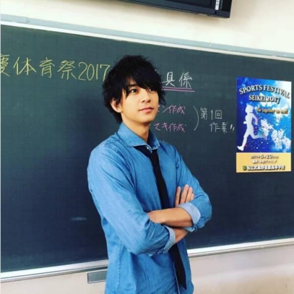 三浦翔平、再現度高すぎの『ひるなかの流星』獅子尾先生役に反響「最高 ...