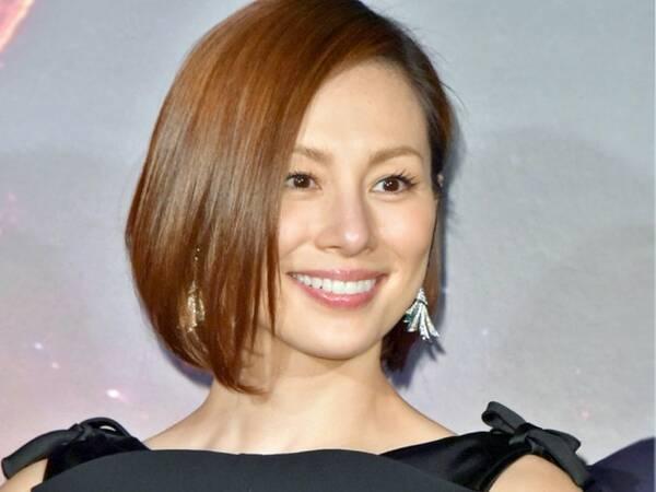 """米倉涼子、""""脅威を感じる女優""""を告白「対抗心が沸いてしまう」 (2019年 ..."""