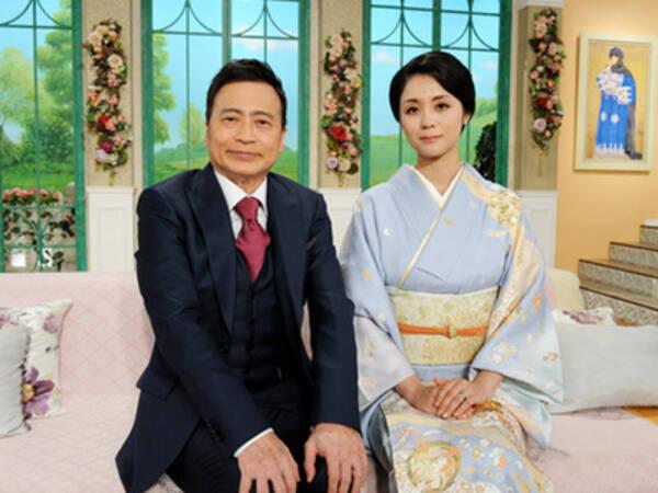 ラサール石井、32歳下の妻・桃圭さんと『徹子の部屋』出演! 結婚生活明かすも「後妻業だ」と話題!?
