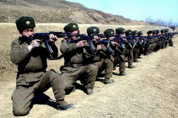 北朝鮮と韓国が銃撃戦、軍事境界線付近で (2020年5月3日) - エキサイト ...