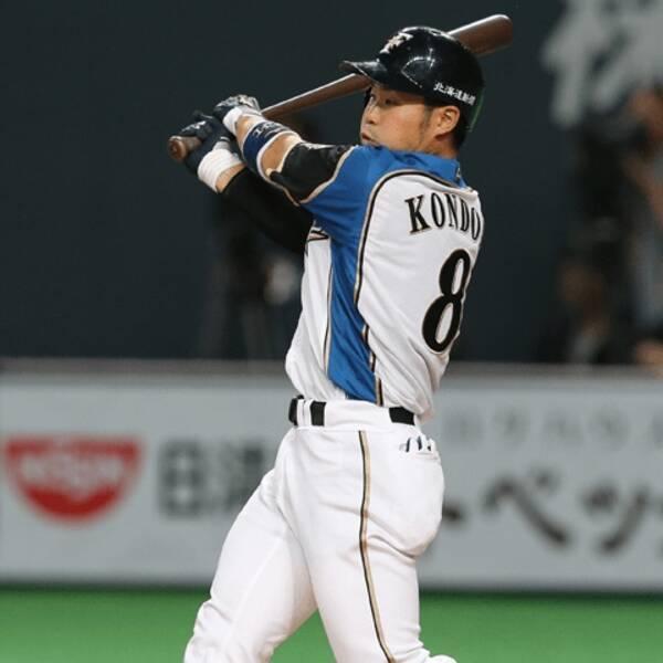 プロ野球】近藤健介(日本ハム)、夢の4割は持ち越し。規定打席未到達 ...
