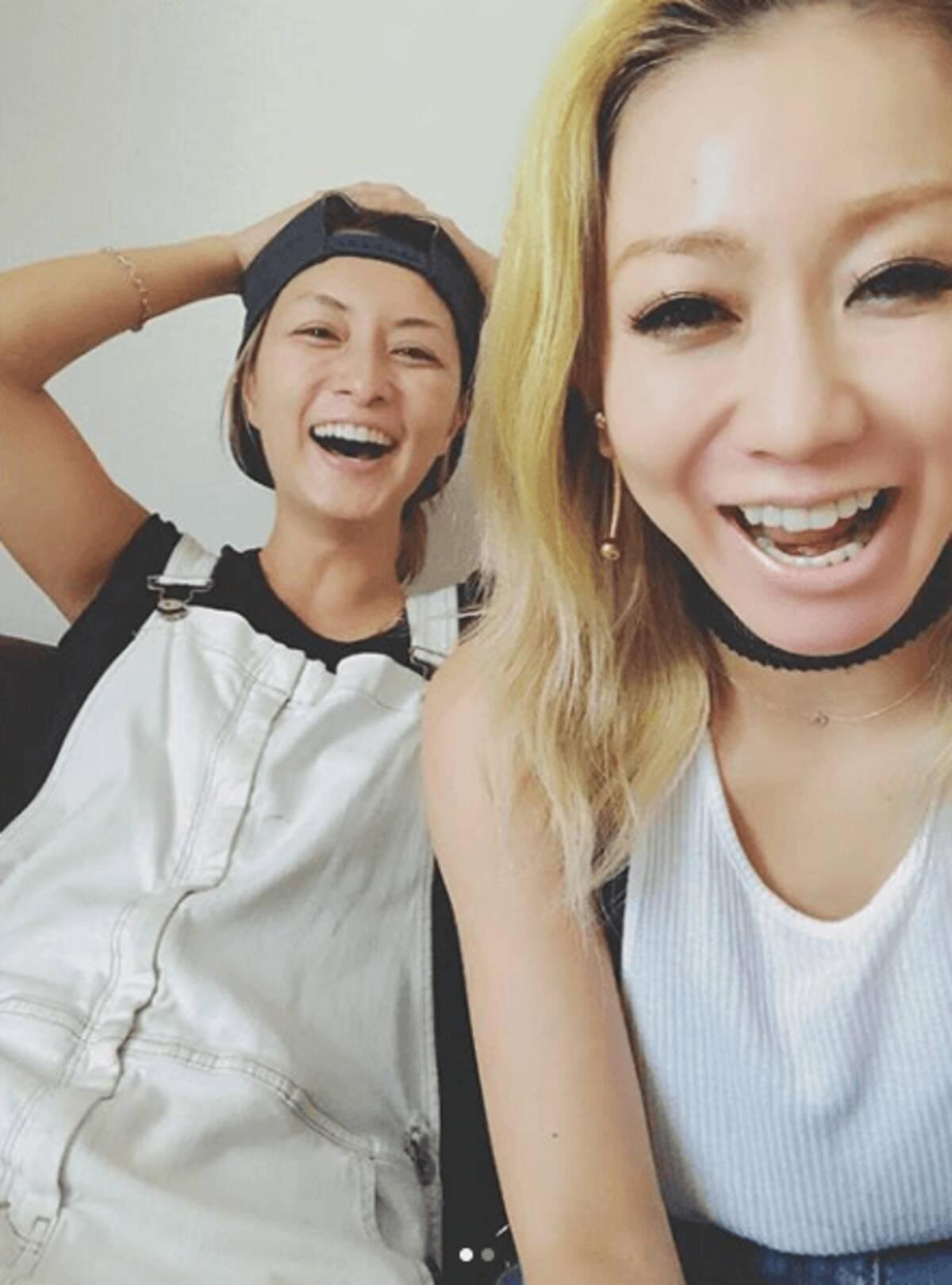 倖田來未、Do As Infinity・伴との仲良し写真に反響「相変わらずキレイ ...
