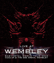 BABYMETAL、「LIVE AT WEMBLEY」の最新映像公開!