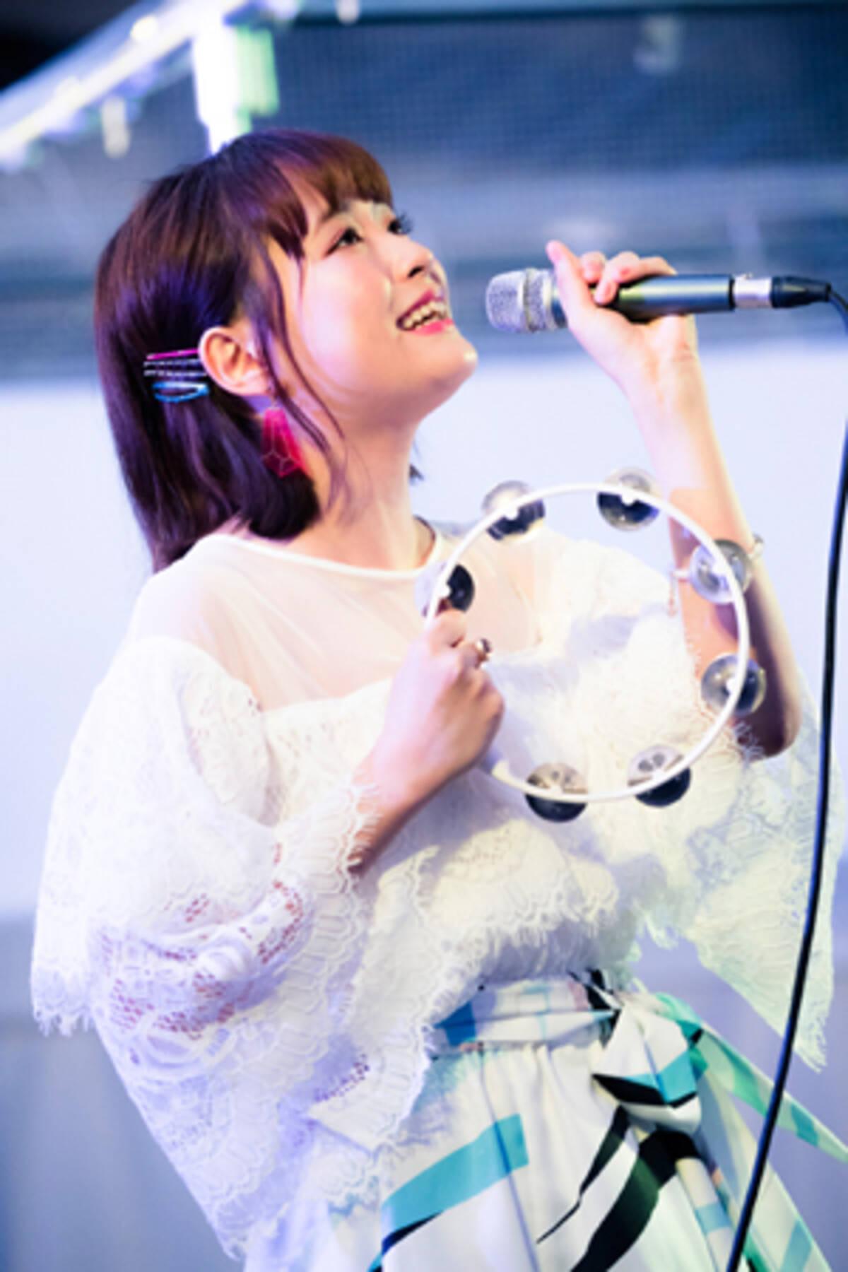 大原櫻子 フリーライブで00人のファンと大合唱 17年8月12日 エキサイトニュース