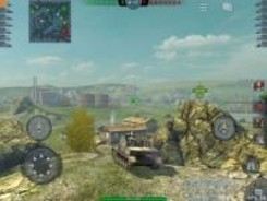 スマホで戦車「World of Tanks Blitz」