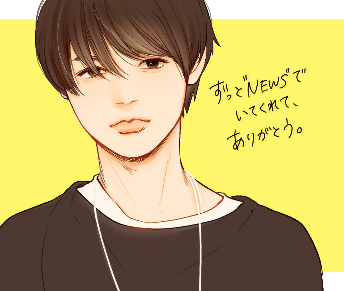 増田貴久 再出発に誕生日 転機を迎えて強くなるnews まっすー の魅力とは エキサイトニュース