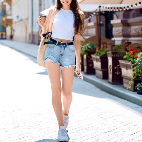 高い脚痩せ効果に注目。人気の美脚モデルが明かす【細くて長い脚】の作り方 (2019年8月14日) - エキサイトニュース