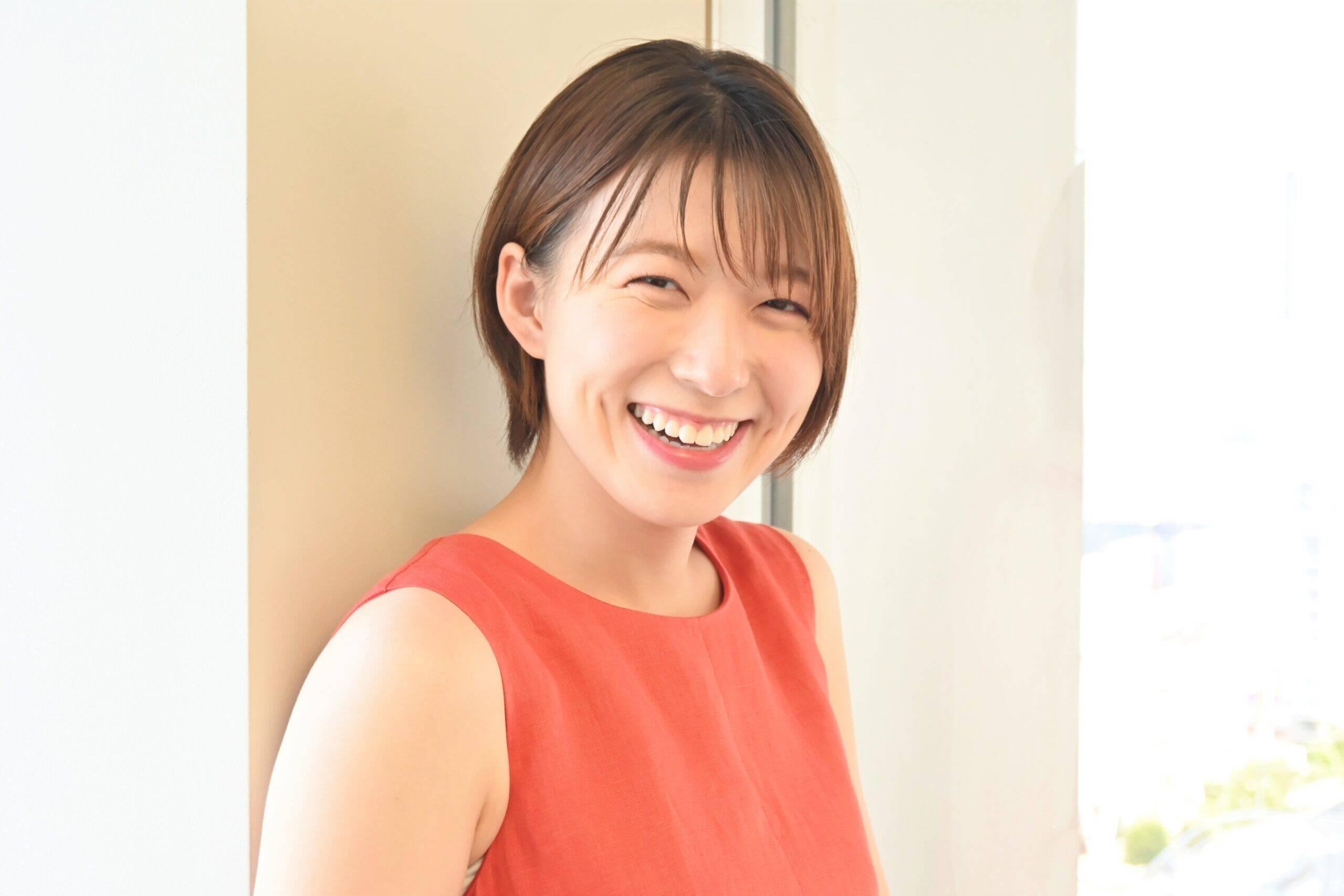 阿部華也子 東京オリンピックを熱烈応援中!「興奮してしまって、声が枯れるかと(笑)」