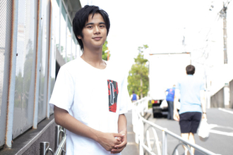 『TWO WEEKS』で話題の新人俳優・島村龍乃介 とにかくかわいいから見て…