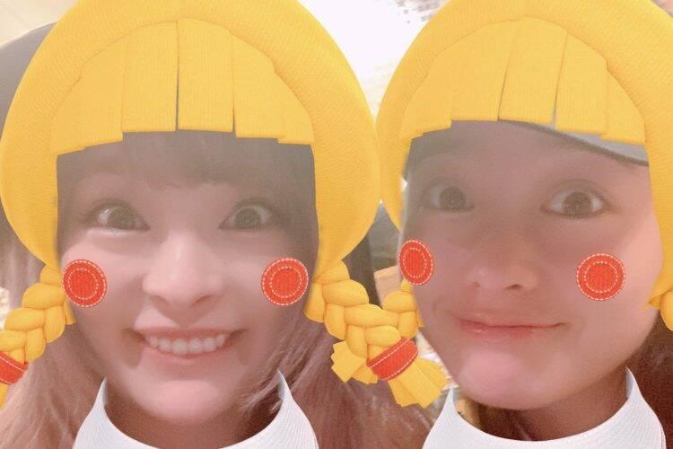 きゃりー&橋本環奈、ハロウィン満喫 渋谷の状況には「めちゃめちゃダサイ」