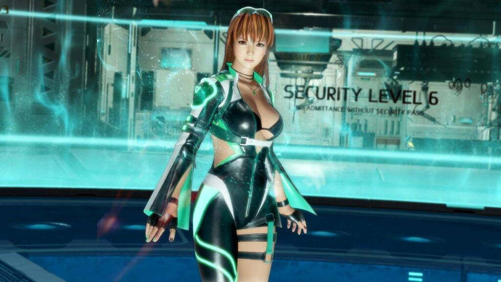 「DEAD OR ALIVE 6」新コスチューム「光る!SFボディスーツ」が配信開始!
