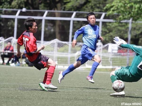 優勝候補の海自厚木マーカス、準決勝で8得点の圧勝:自衛隊サッカー ...