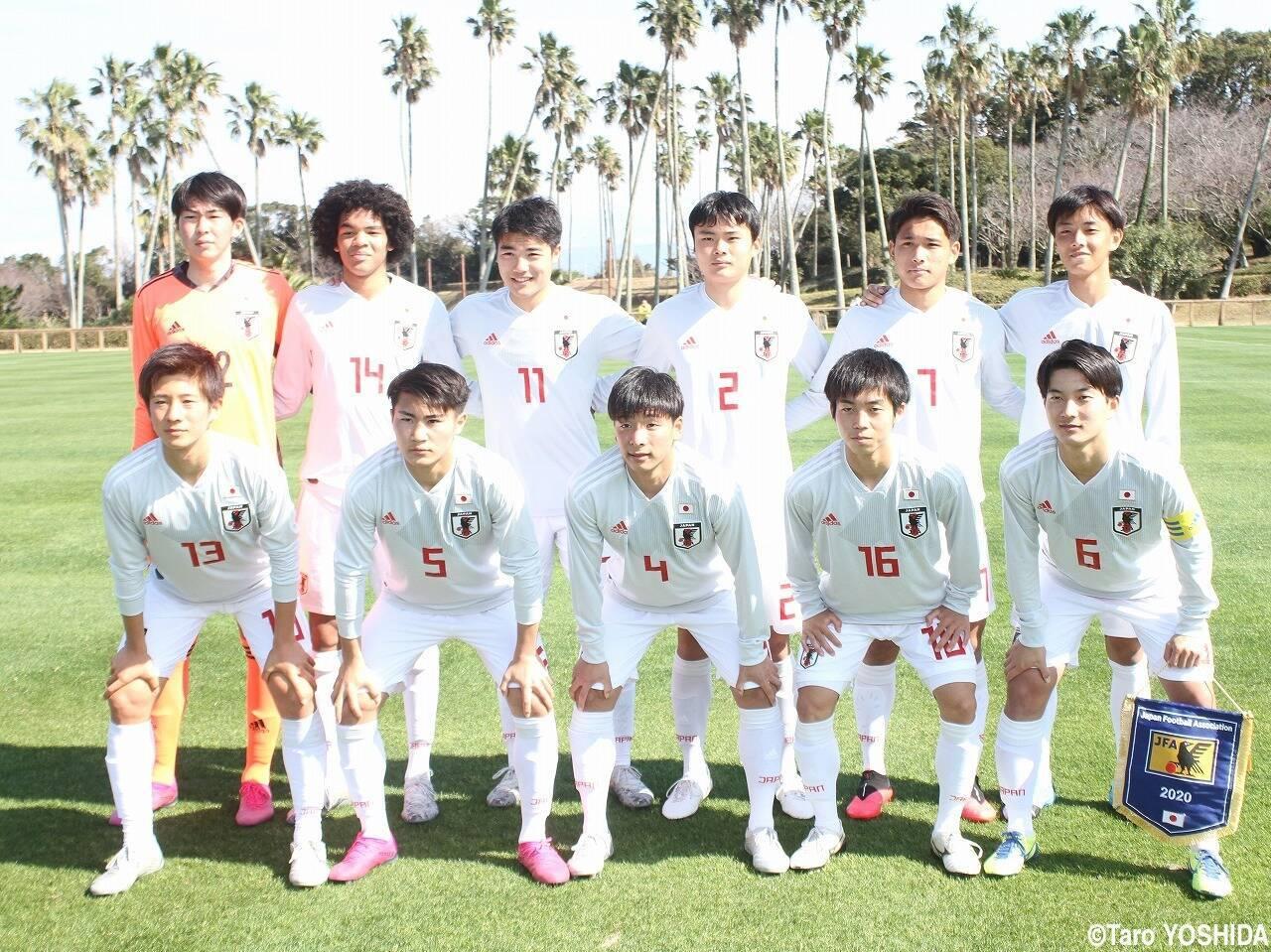 U-17サッカー日本代表