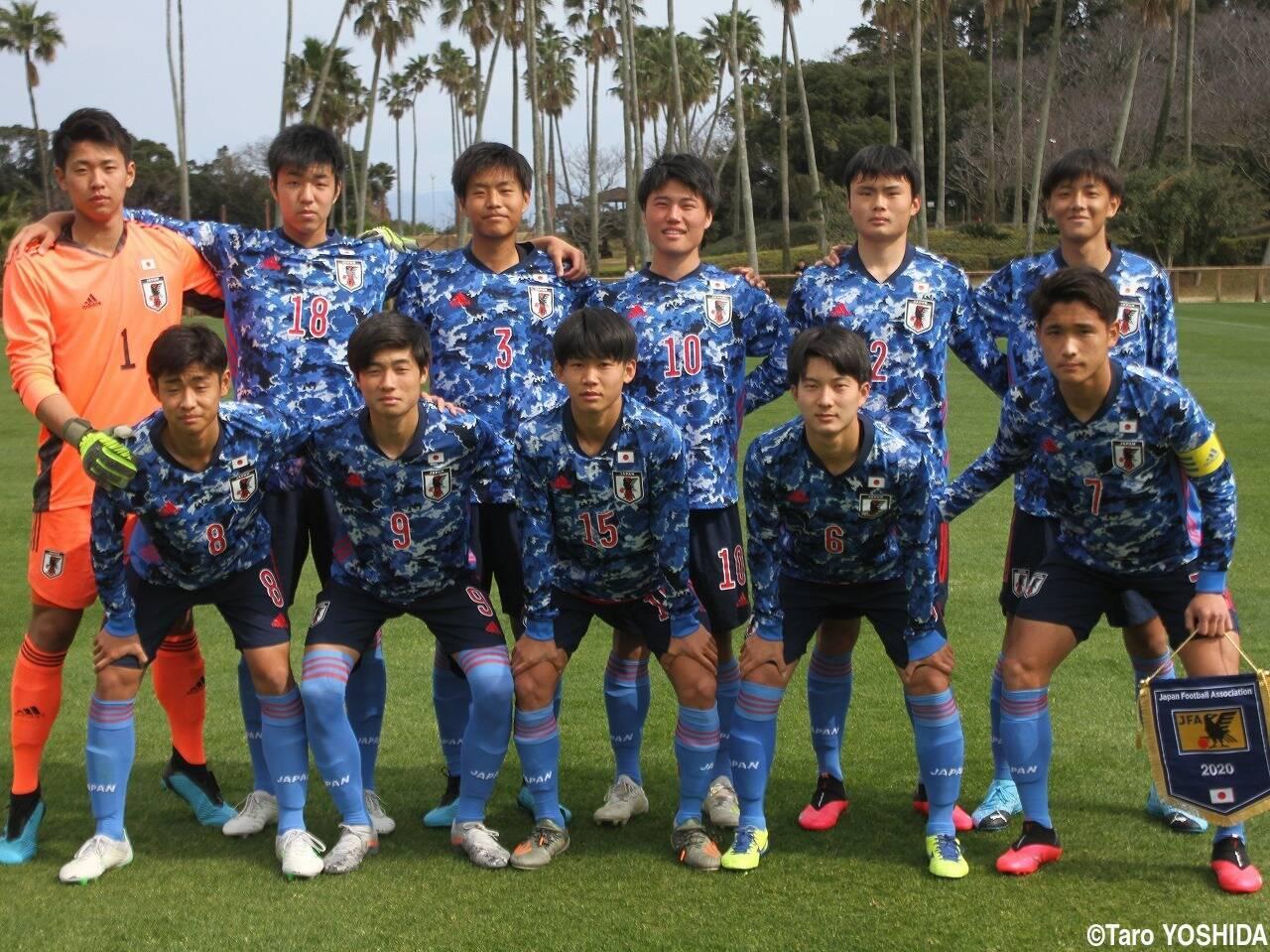 U-17日本代表がマレーシアを1-0撃破!決勝で東ティモールと対戦へ(19枚 ...