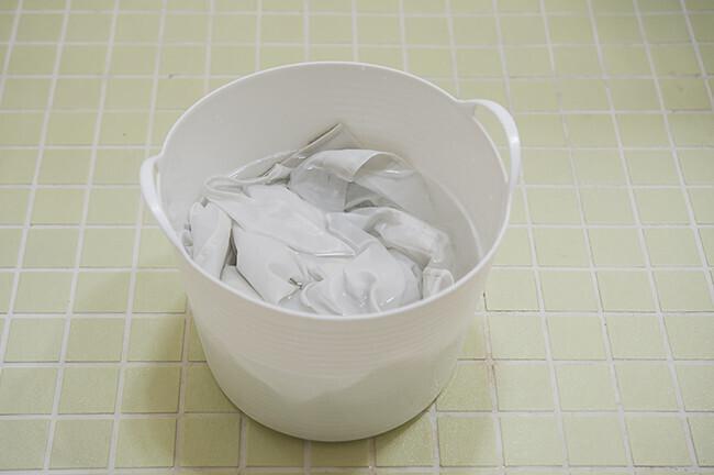 家事えもんのお風呂の鏡の水垢落とし ...