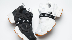 "SOLD OUT必至でしょ! 洗練されたカラーリングの「INSTAPUMP FURY BOOST™ ""BLACK & WHITE""」"