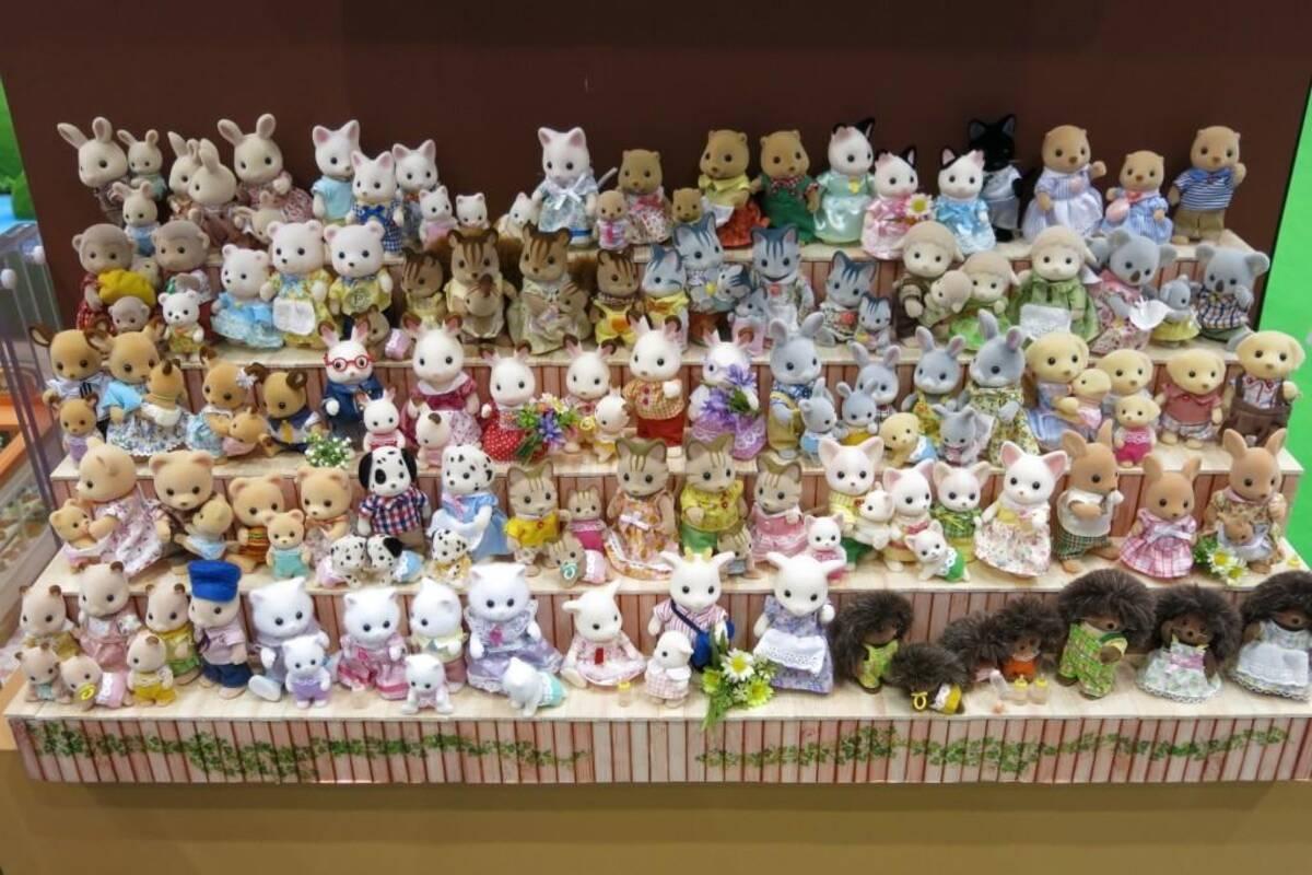 東京おもちゃショー2015 アナタはどれで遊んでた エポック社