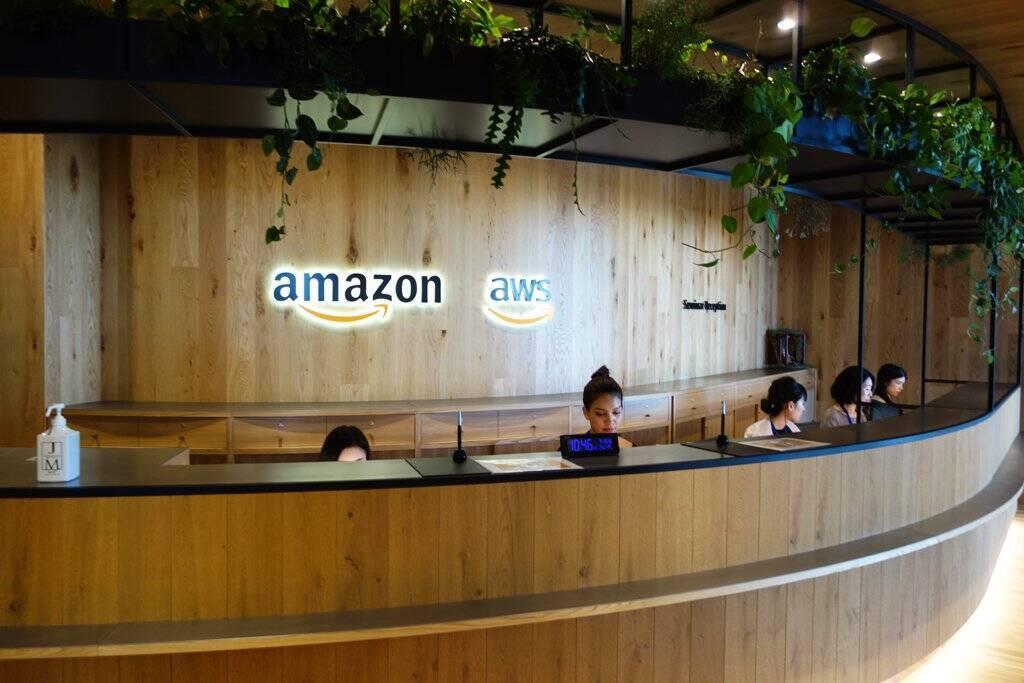 """本日オープン 『Amazon Web Service』ユーザーの交流スペース""""AWS Loft Tokyo""""とAmazon新オフィスを見学してきました  (2018年10月1日) - エキサイトニュース(2/3)"""