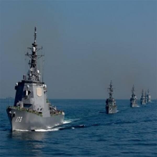 海上自衛隊と海上保安庁の違いって? (2014年6月1日) - エキサイトニュース