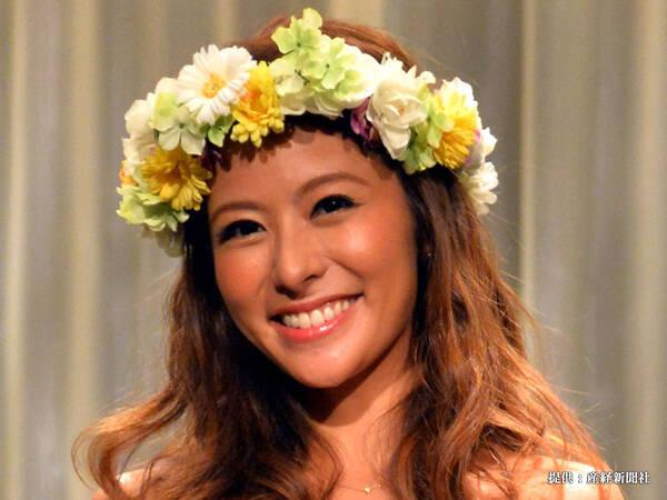 神戸蘭子が結婚した旦那は? ブログで妊娠・出産を報告「この日を ...