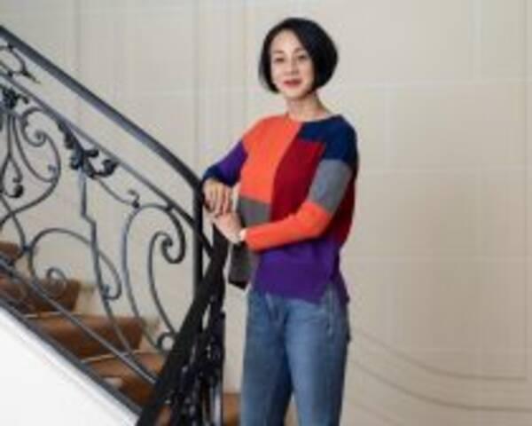 ほんとに51歳?中村江里子、私服姿を大公開「ショートパンツもはきます ...