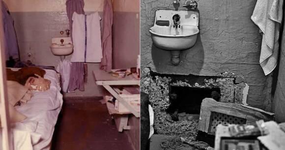 脱獄不可能と言われた監獄島、アルカトラズ島の刑務所で撮影された写真 ...