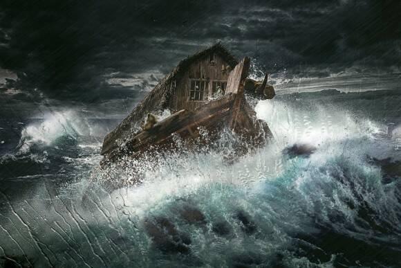 ノアの箱舟は実在した?トルコの火山に突き刺さった状態で発見された謎の建造物(※追記あり)