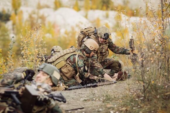 最強の衛生兵はウジ虫なのかもしれない。戦争地帯で負傷した兵士の傷の ...