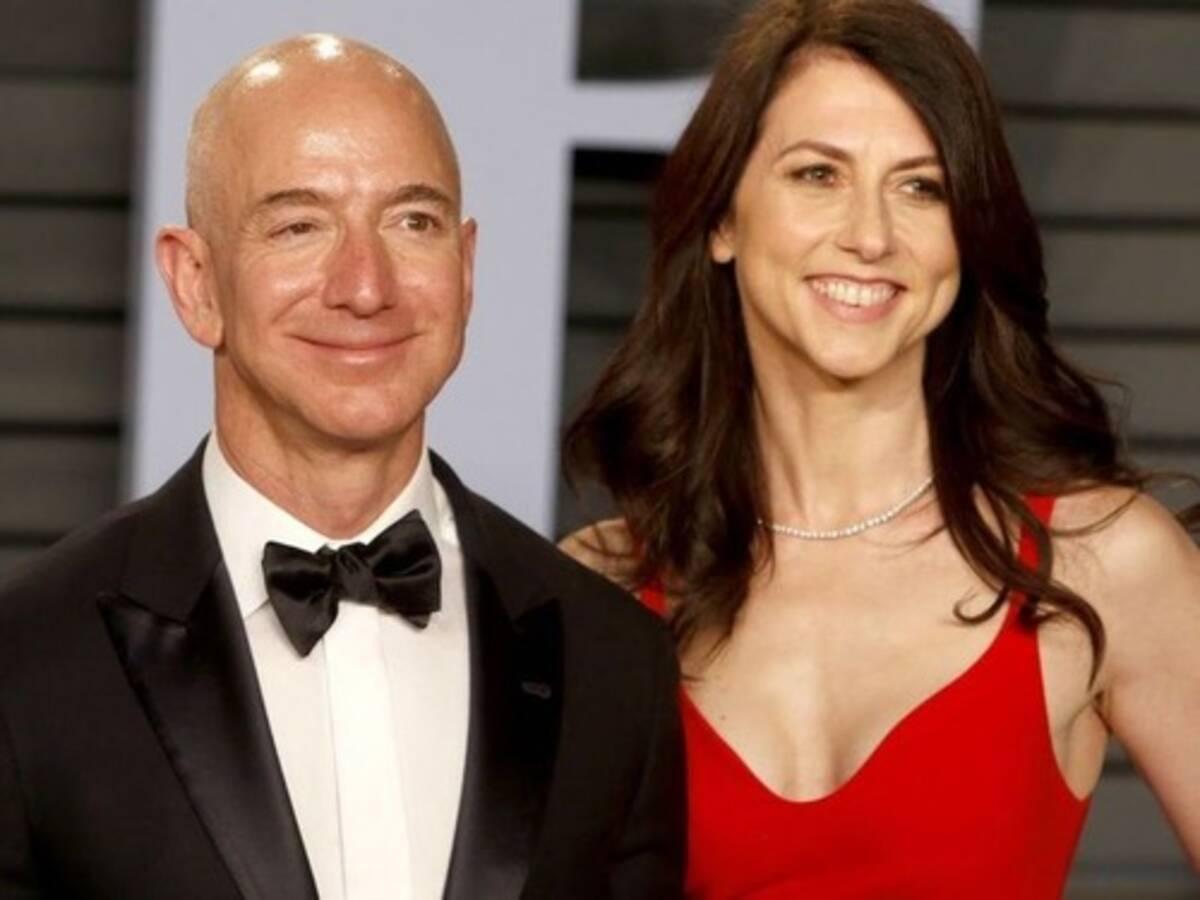 世界一の富豪、アマゾンの創設者ジェフ・ベゾス氏が離婚…資産15兆円の ...