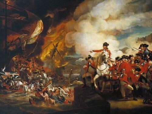 イギリス人に質問、アメリカ独立戦争(イギリスから独立)について ...