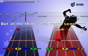 『Performous』はRock Band風なLinux PC用フリーゲーム
