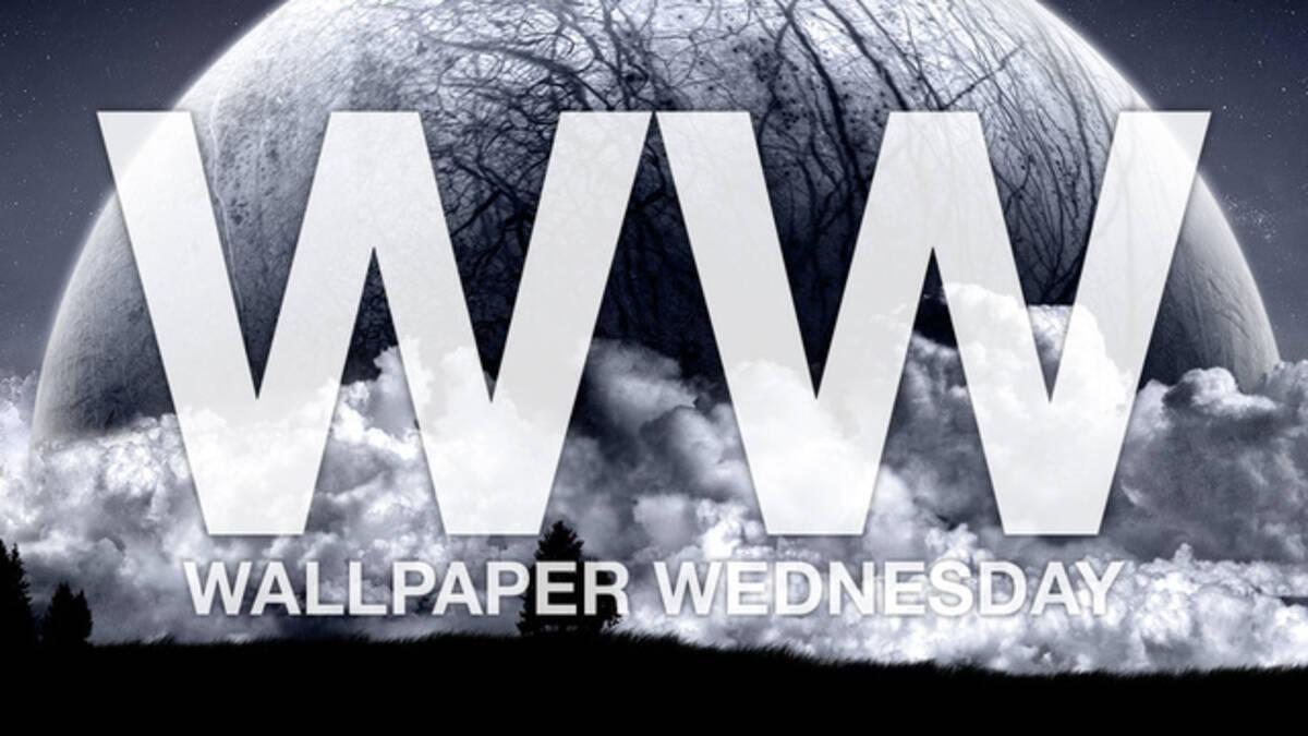 今週の壁紙堂vol 99 デュアルモニタ対応の超幅広な壁紙 2013年2月7
