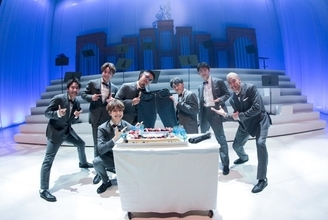 GENERATIONS、『LIVE×ONLINE BEYOND THE BORDER』でメンバーが涙!